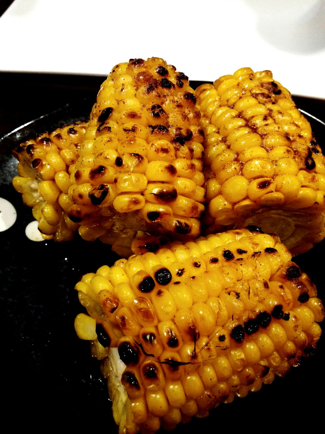Corn On The Cob Paprika Lime Butter