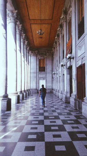 Architectural Column Real People Indoors  One Person Religion Place Of Worship Travel Destinations Spirituality Built Structure Men Architecture Day People Adult Vscocam Vscogood Vscogrid Guatemala Quetzaltenango First Eyeem Photo Wine Moments