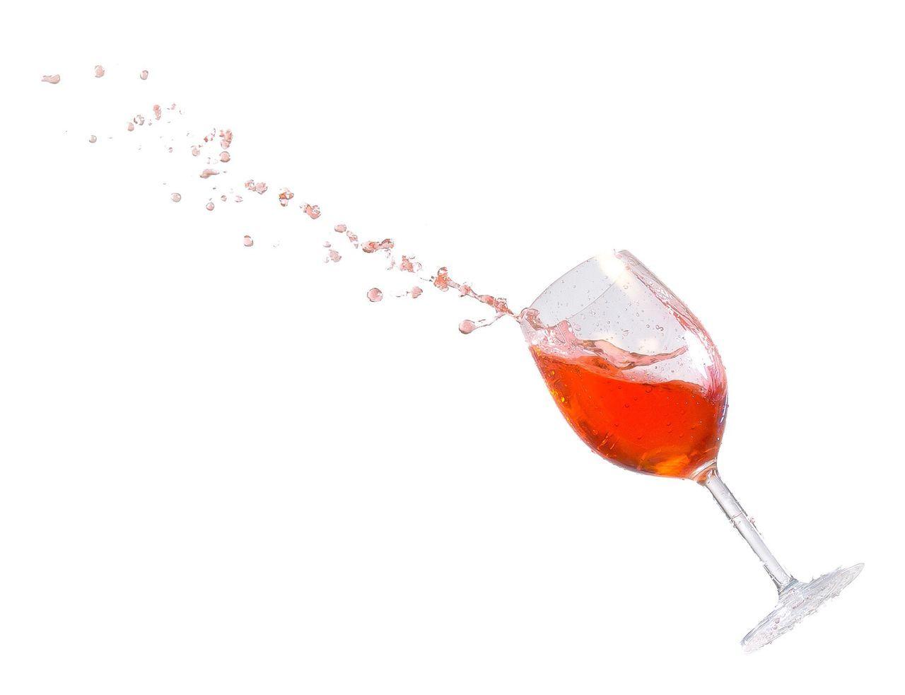 Splash Wineglass Splash Highspeedphotography Stopactionphotographer