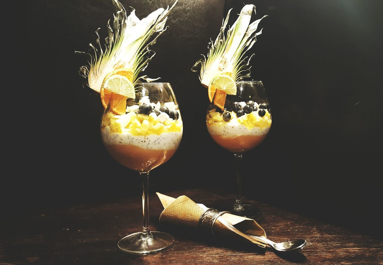 Food And Drink Foodphotography MadebyMe ☝✌ Close-up Yummy♡ Foodphographer Drinking Glass Dessert Time!
