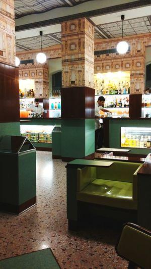 Erasmus Photo Diary day 112: Bar Luce FondazionePrada Wes Anderson Milan 3