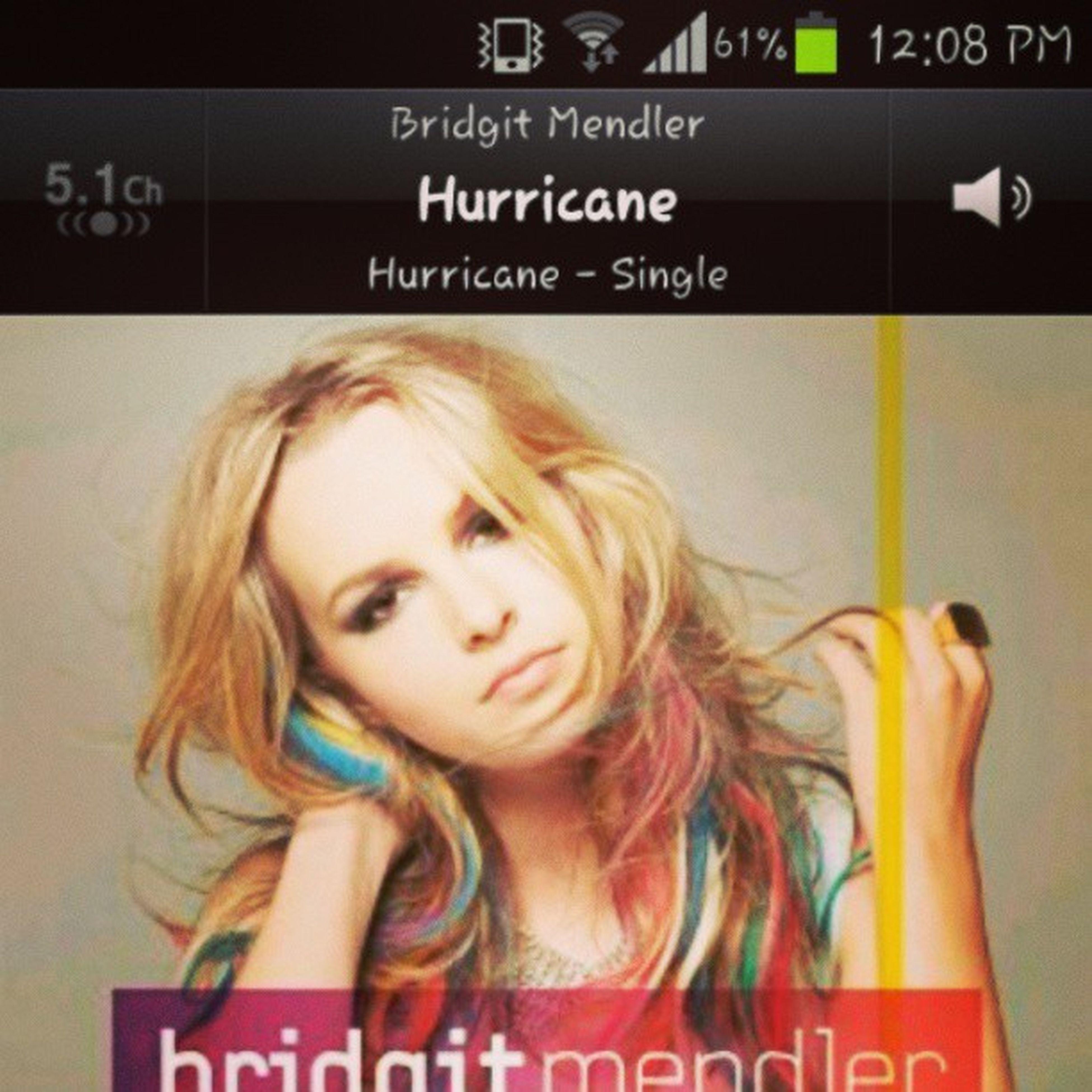 Song Of The Week Love it Hurricane Birdgitmendler Music