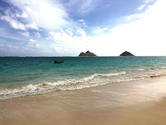 Lanikai Beach Oahu, Hawaii
