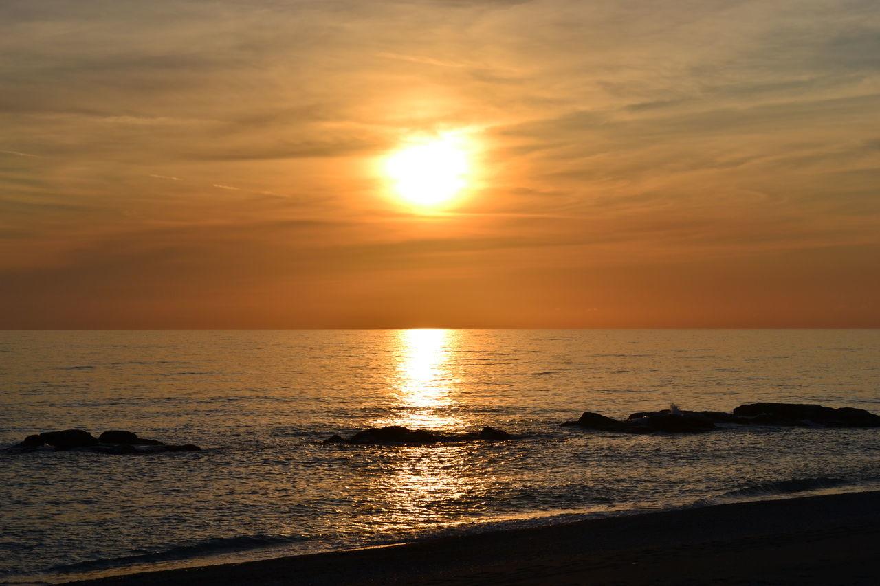 Walking On The Beach Sunset It's Almost Summer Hello World