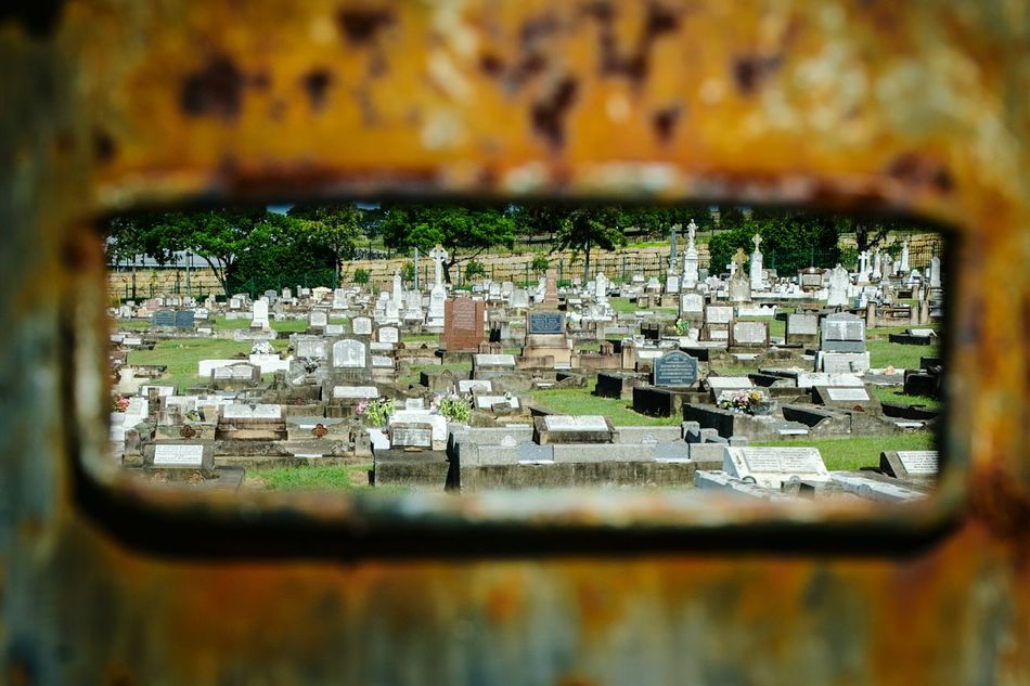 Outdoors No People Graveyard Beauty Cemetery Photography Close-up Nikon D5100  Ned Kelly Frame It!
