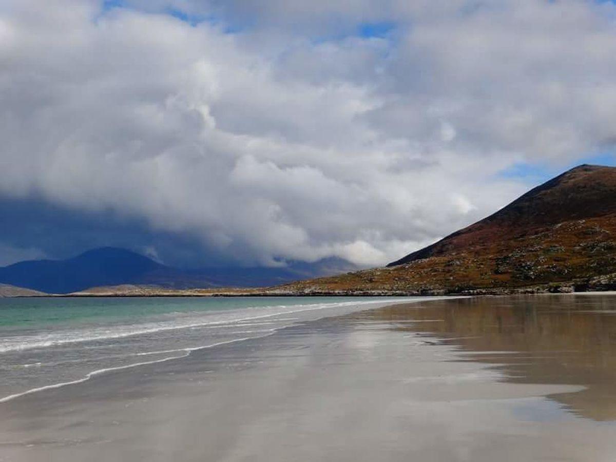 Scotland Isle Of Harris Luskentyre Beach Enjoying Life Life Is A Beach Cloudporn