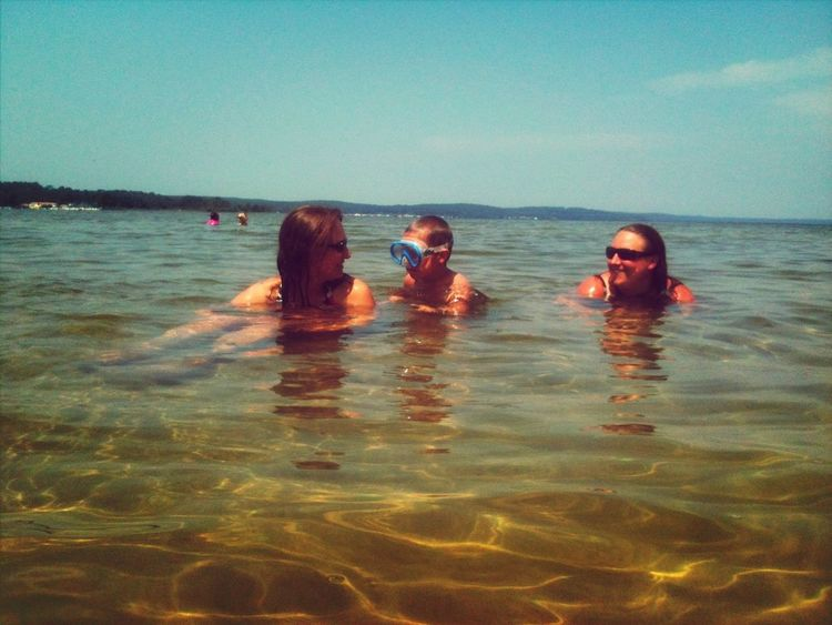 Relax In The Sea