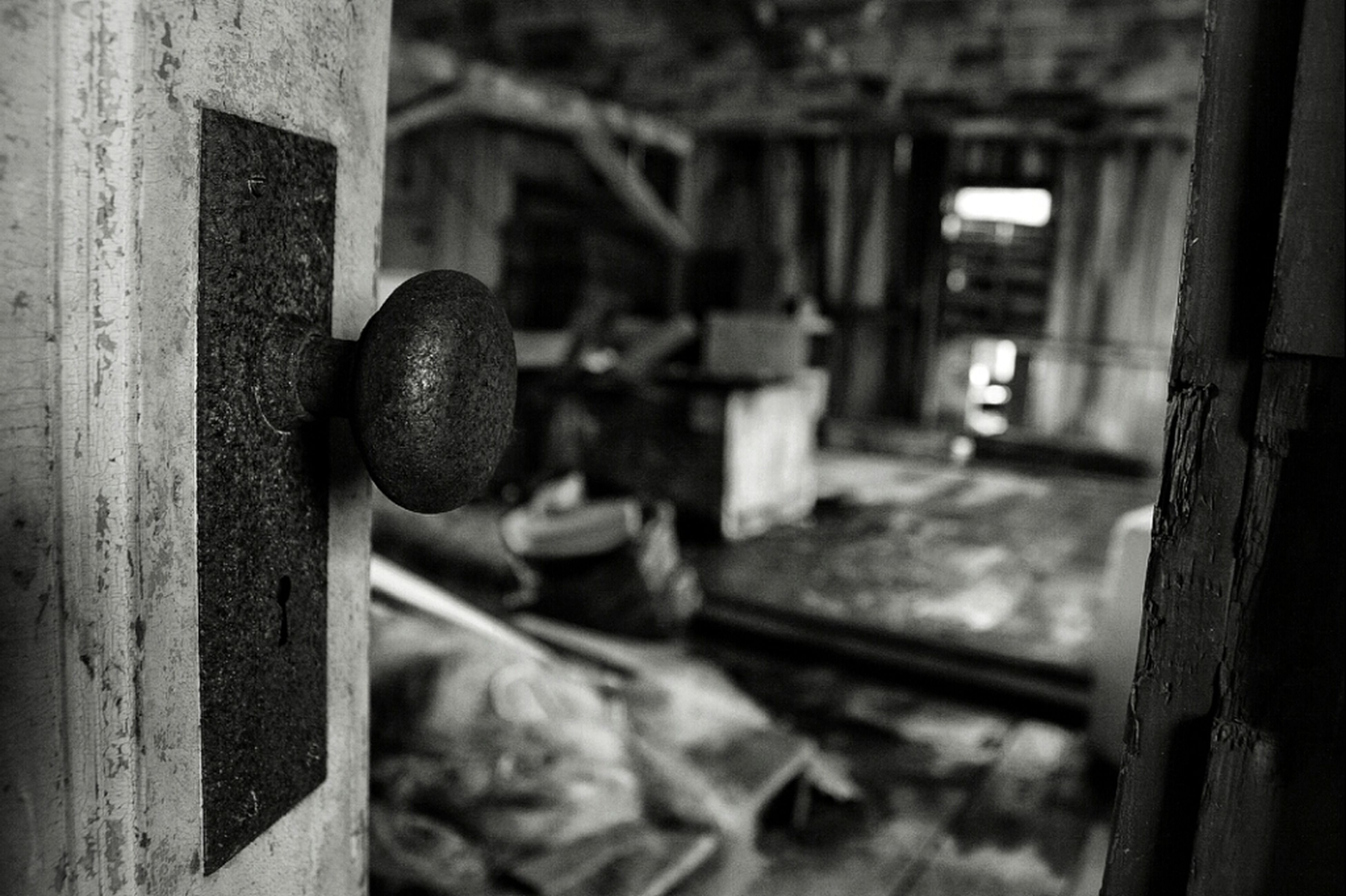 old, close-up, focus on foreground, built structure, abandoned, architecture, metal, wood - material, selective focus, indoors, rusty, weathered, no people, day, obsolete, damaged, building exterior, wall - building feature, run-down