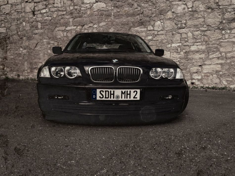 The Drive Bmw E46 Outdoors Hanging Out