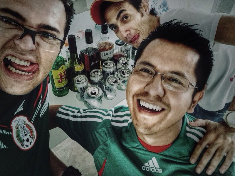 Mexico World Cup Banda No Era Penal We Are Onefootball