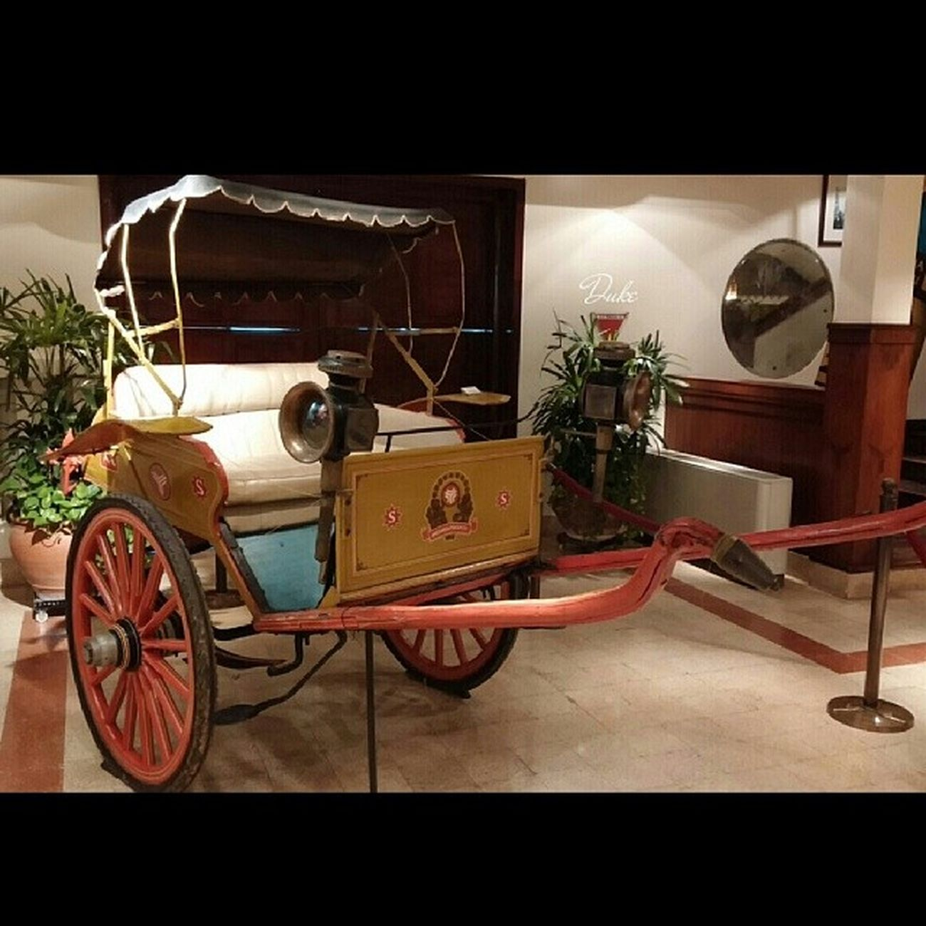 Delman Dokar Dogcart Dogcar bounder antique traditional transportation vintage retro horse museum oldschool