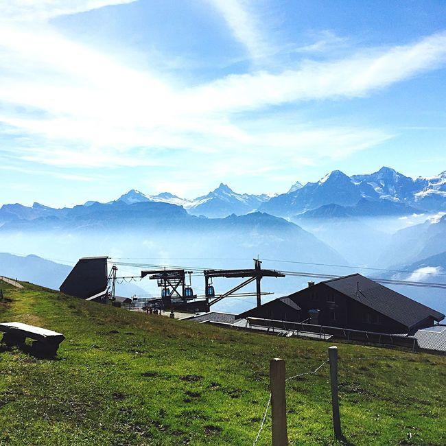 Mountain Schwitzerland Beatenberg Niederhorn First Eyeem Photo