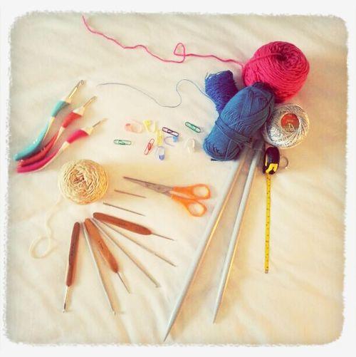 Crochet On The Go