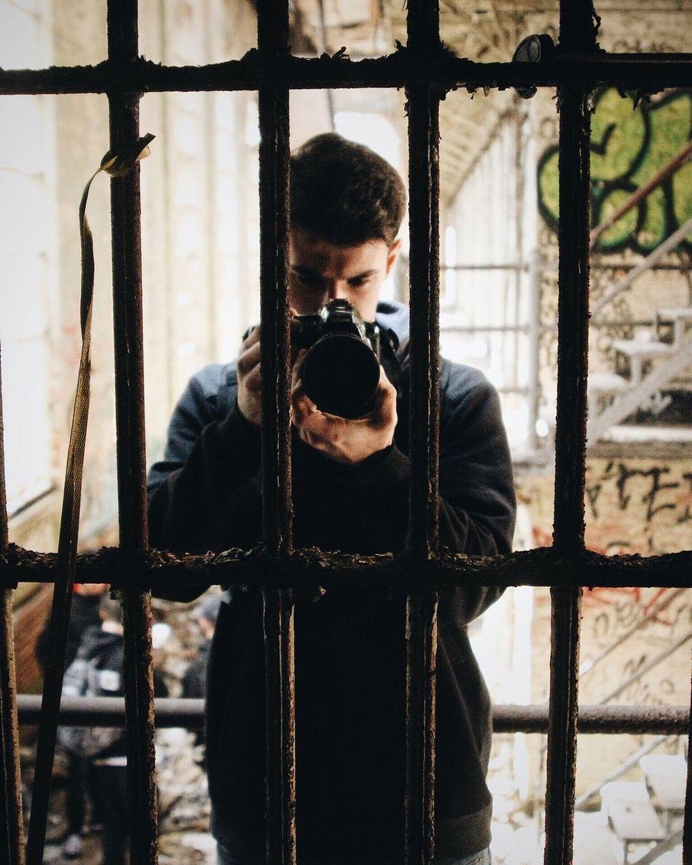 • 99 Problems, I'm On 95 • SifuJermz Abandoned Portrait Canon