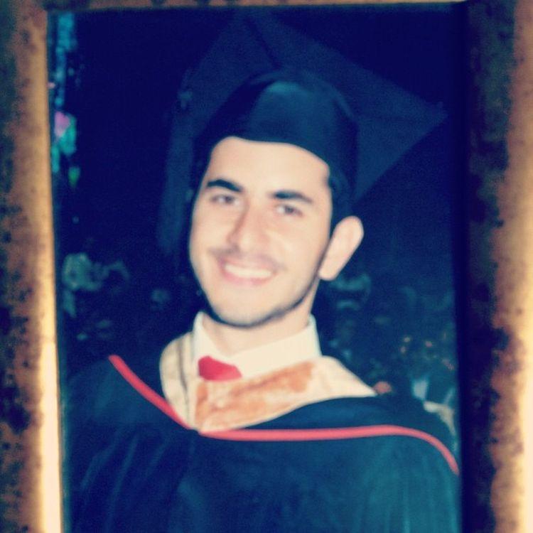 Unemployed Portrait Beirut University 2012 Lebanon Classof2012 Picoftheday Graduate Instadaily Aub Igersbeirut Mybad Oups
