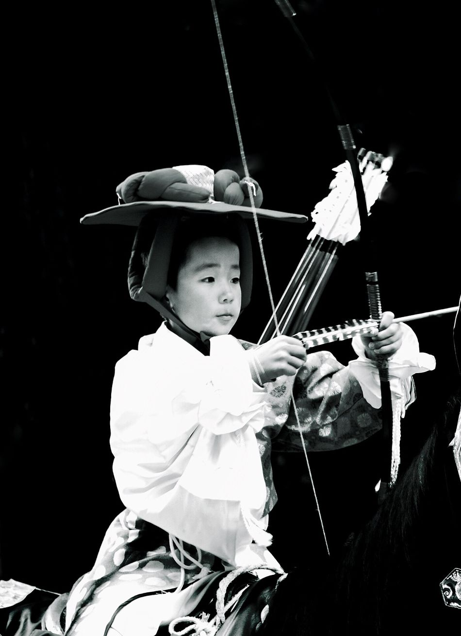 Black & White Japanese Culture B&w Photography Black And White Photography EyeEm Best Shots - Black + White Japan Photography Japanese  EyeEm Japan Japanese Style B&W Portrait Monochrome B&w Street Photography B&W Street Photograpghy Japan Portrait Showcase: December Black And White Blackandwhite Boy Nara Yabusame Archery Japanese Archery Ultimate Japan