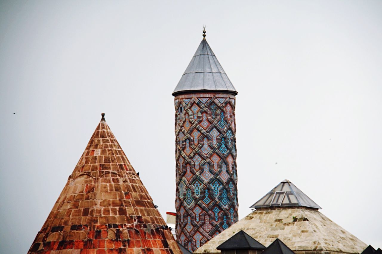 Neşet Ertaş - Ahirim Sensin🎧 Built_Structure Architecture Building Exterior Low Angle View History Travel Destinations Sky Outdoors No People Place Of Worship Day City Erzurum Tour Of Turkey Turkey Taking Photos The Week Of Eyeem From My Point Of View EyeEmNewHere Triangle Geometric Shape Let's Go. Together.