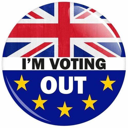Vote Out Voteleave Brexit Byeeu Leave.eu