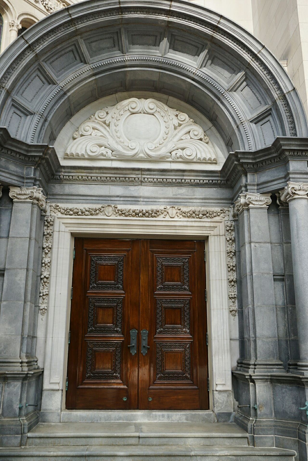 Chruch⛪ Door Entrace