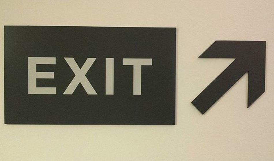 Exit Exit EnDiagonal Ascendent