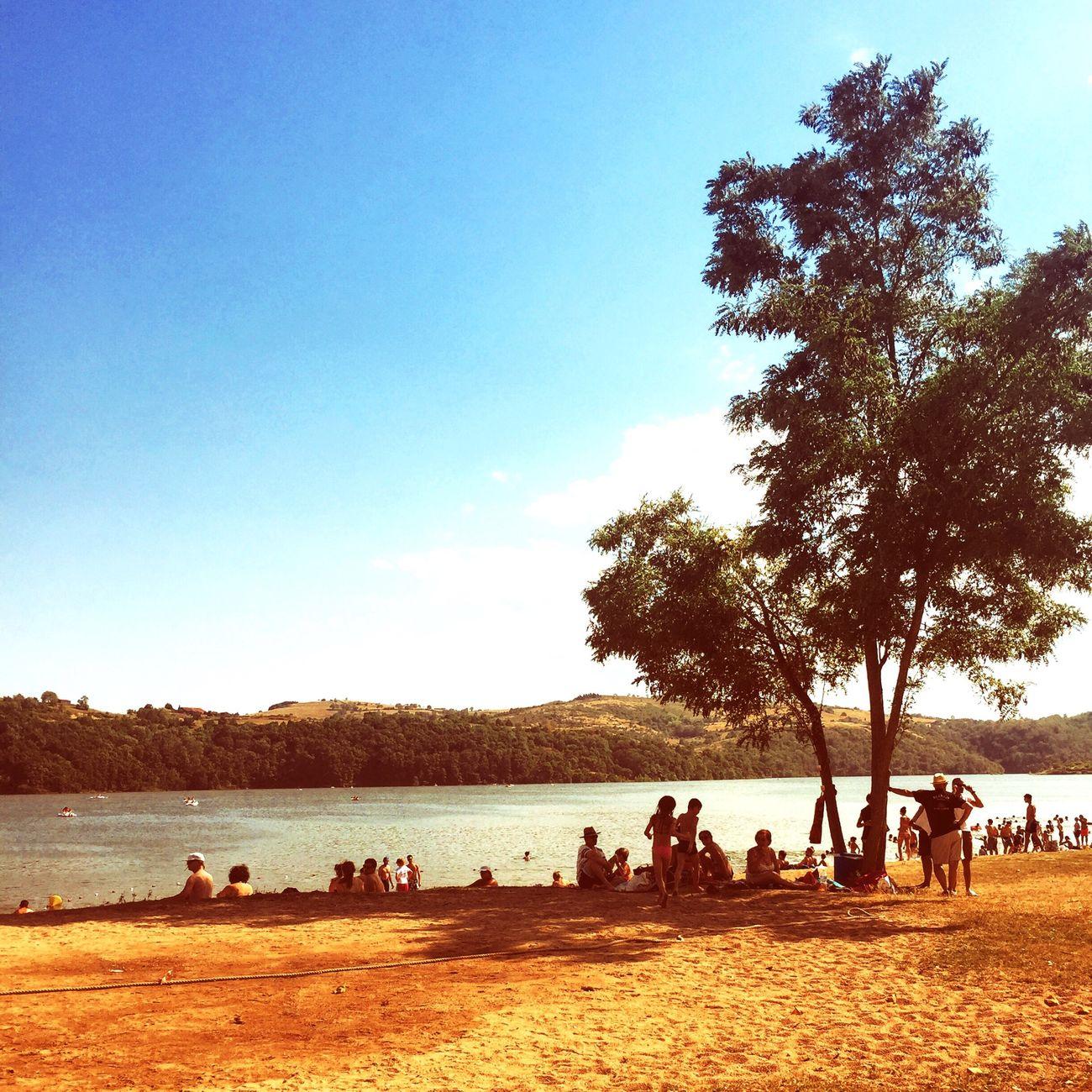 Roanne plage ☀️🌊 Relaxing Enjoying The Sun