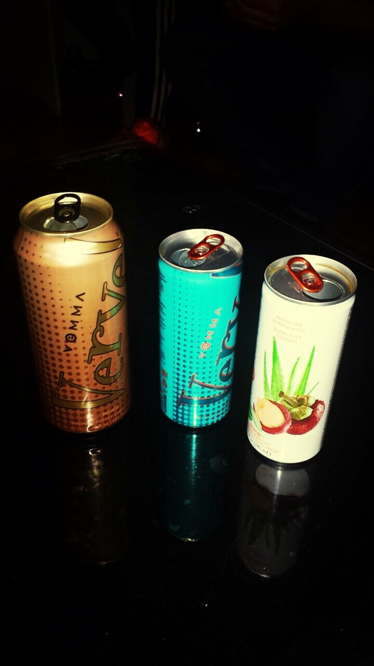 New products!!!! :D Verve  Vemma  Good Drinks