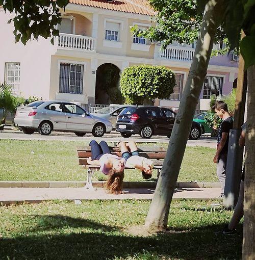 Cártama, Málaga, Spain Children Playing Take Sunshine