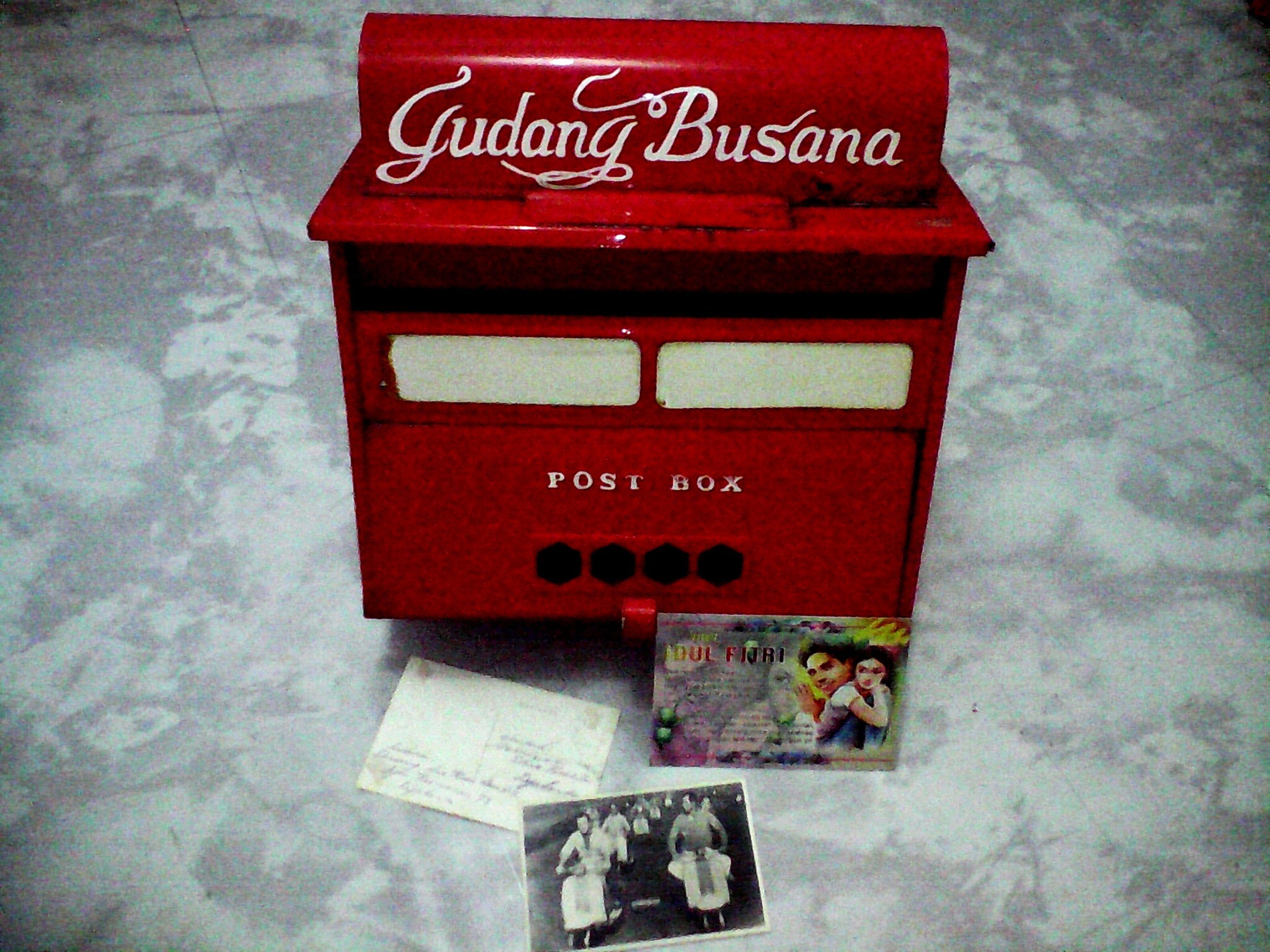 Obat rindu untukmu yang jauh disana Kotakpos Postbox