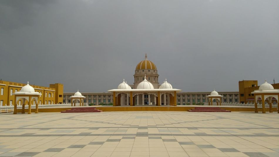 Architecture Dome Outdoors Built Structure No People Sky Day Marble half sunny half cloudy Half Sunny Half Cloudy Half Sunny