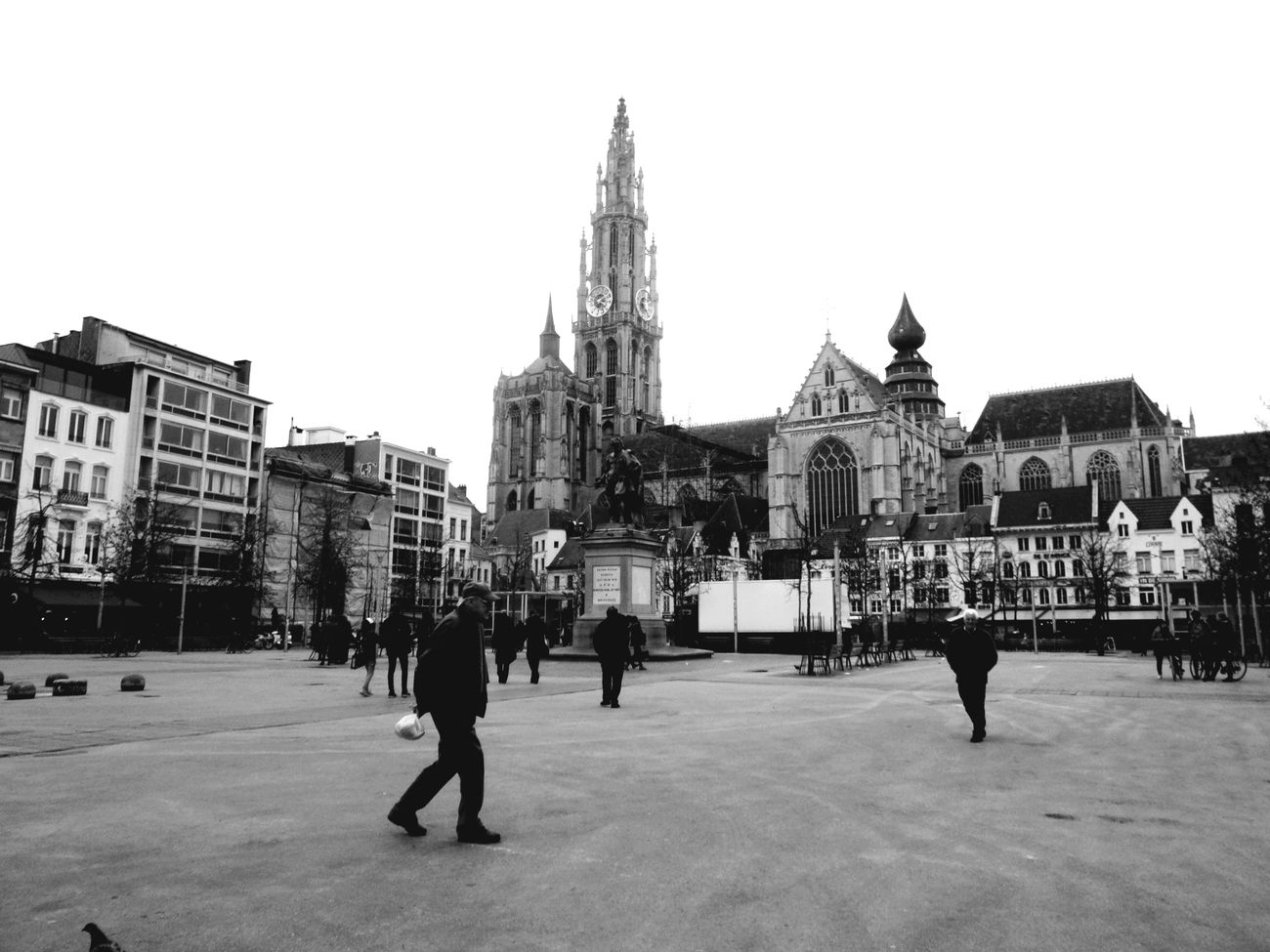 | ANTWERPEN Groenplaats Antwerpen Belgium Hanging Out Taking Photos Hello World Enjoying Life Check This Out