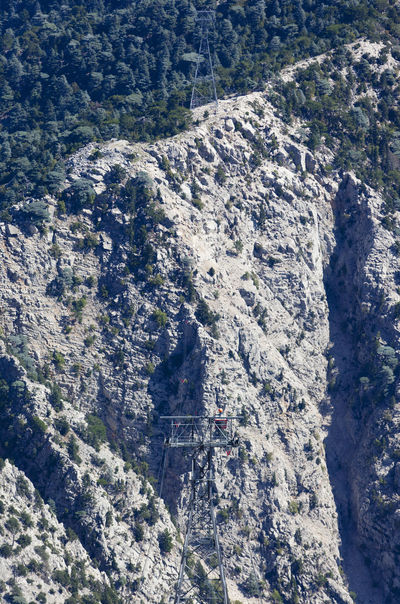 Tahtali Mountain with Overhead Cable Car - Tahtali Dagi, Antalya Province, Turkey Antalya Landscape_Collection Mountain View Pylon Rock Rock Formation Tahtali Transportation Turkey Aerial View Anatolia Cliff High Angle View Landscape Landscape_photography Mountain Mountain Range Mountains Nature Outdoors Overhead Cable Car Taurus Mountains Teleferik Tourism Tranquility