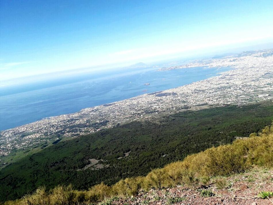 Naples, Italy Mountvesuvius Vesuvius  Vesuvio