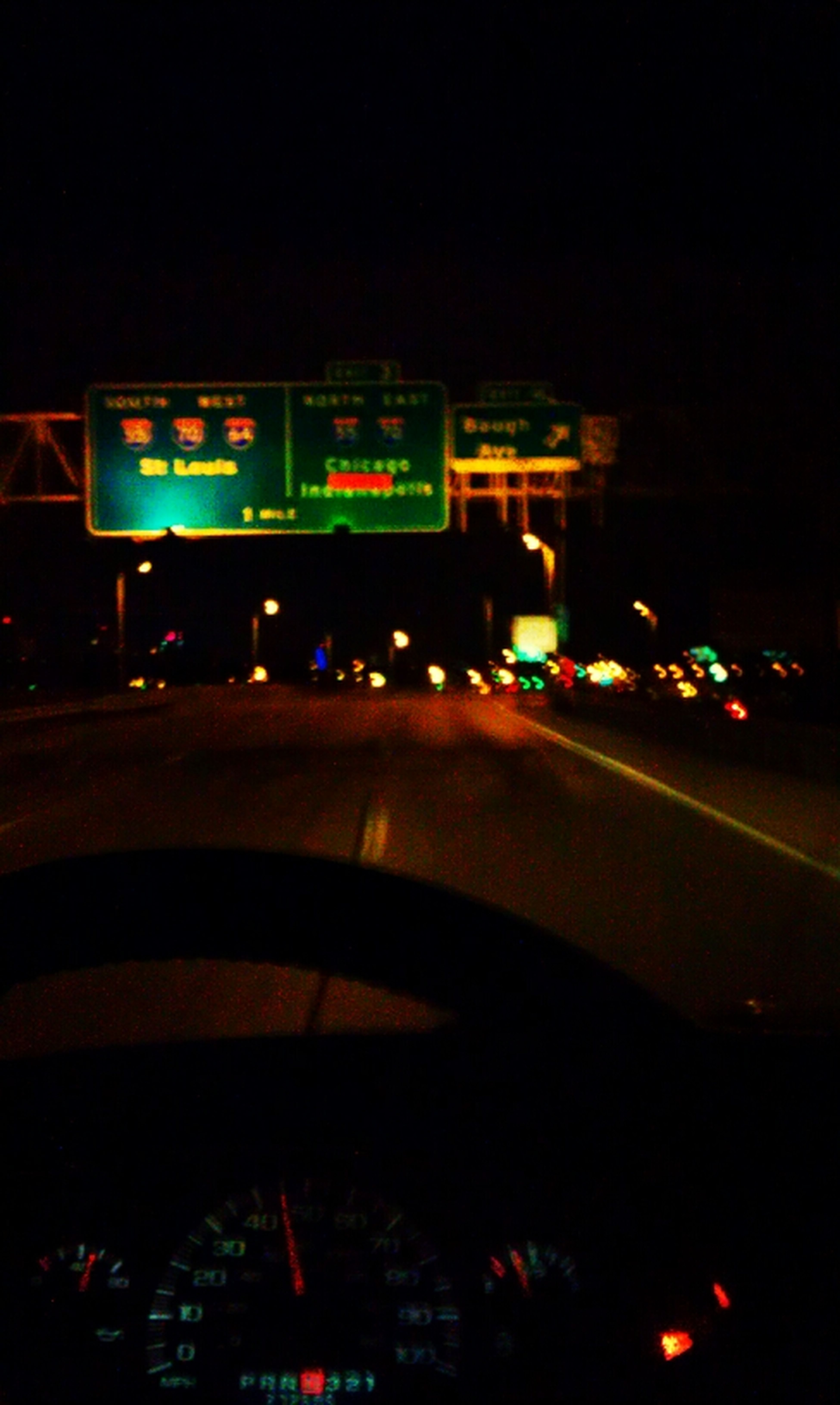 the Highway .#East St. Louis IL