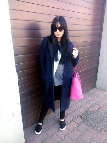 Olitangerine Poland Spring Slippers Morning Brunette Polishgirl Street Fashion Fashionblogger Outfit