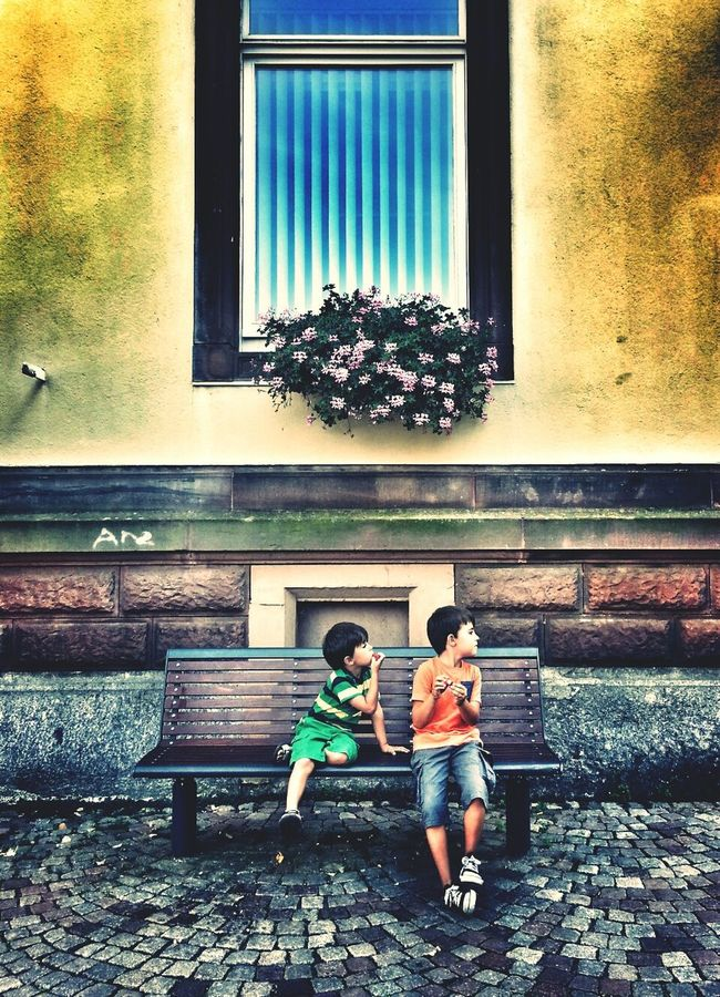 Two Out Of Three Andrographer Streetphoto_color Liechtenstein Two By Two