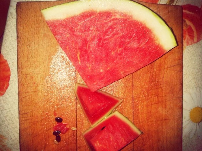 #watermelon#first day of summer#hot day#good day#relax