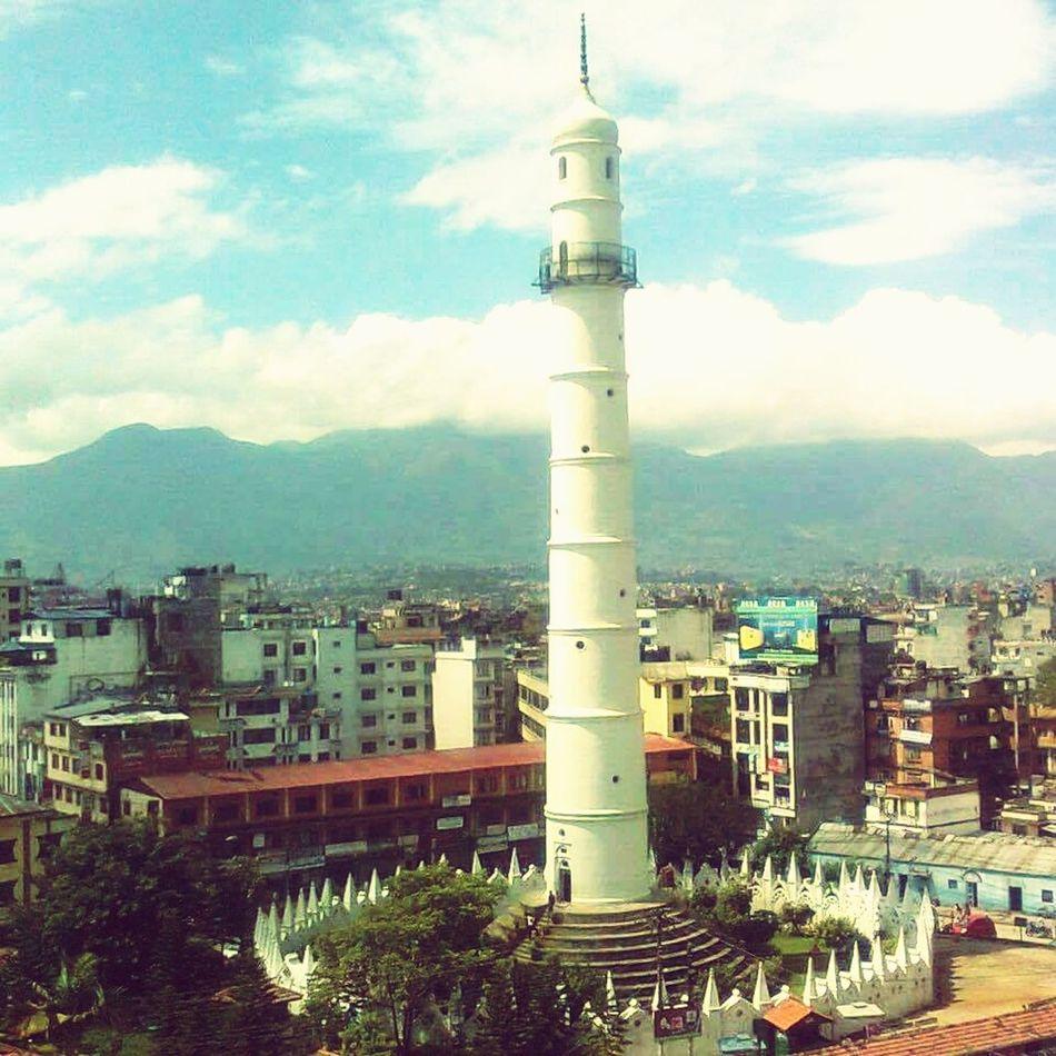 We will rise Again Dharahara