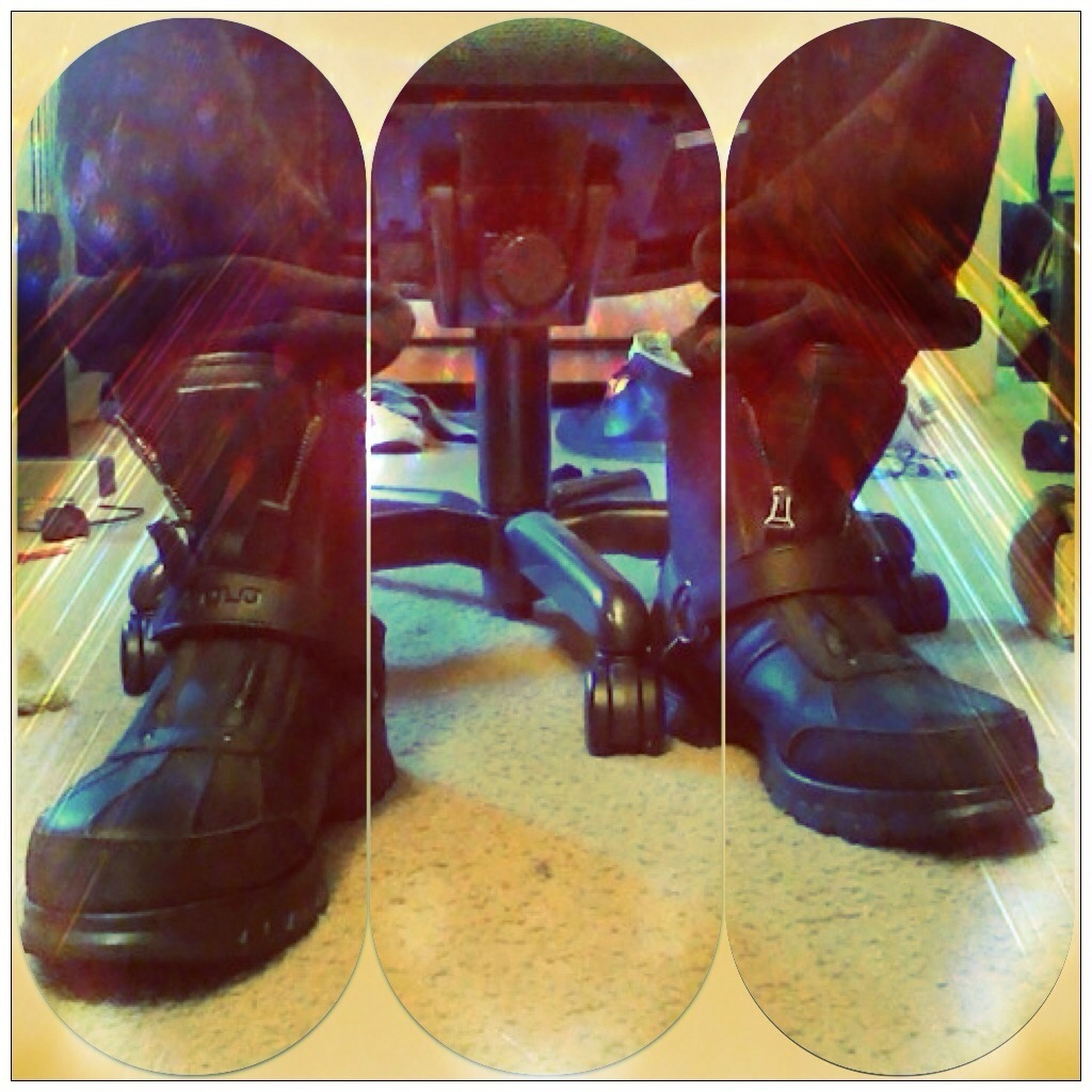 Love My Polo Boots