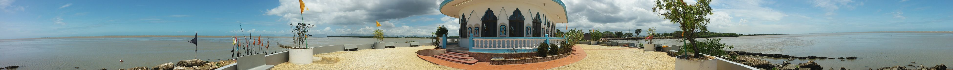 Showcase March Temple In The Sea Waterloo Trinidad And Tobago Historical Place