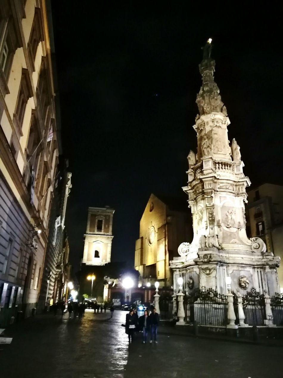 EyeEm Diversity Napoli ❤ Naples💙 Gesu Nuovo Piazza Del Gesù Italy The Secret Spaces