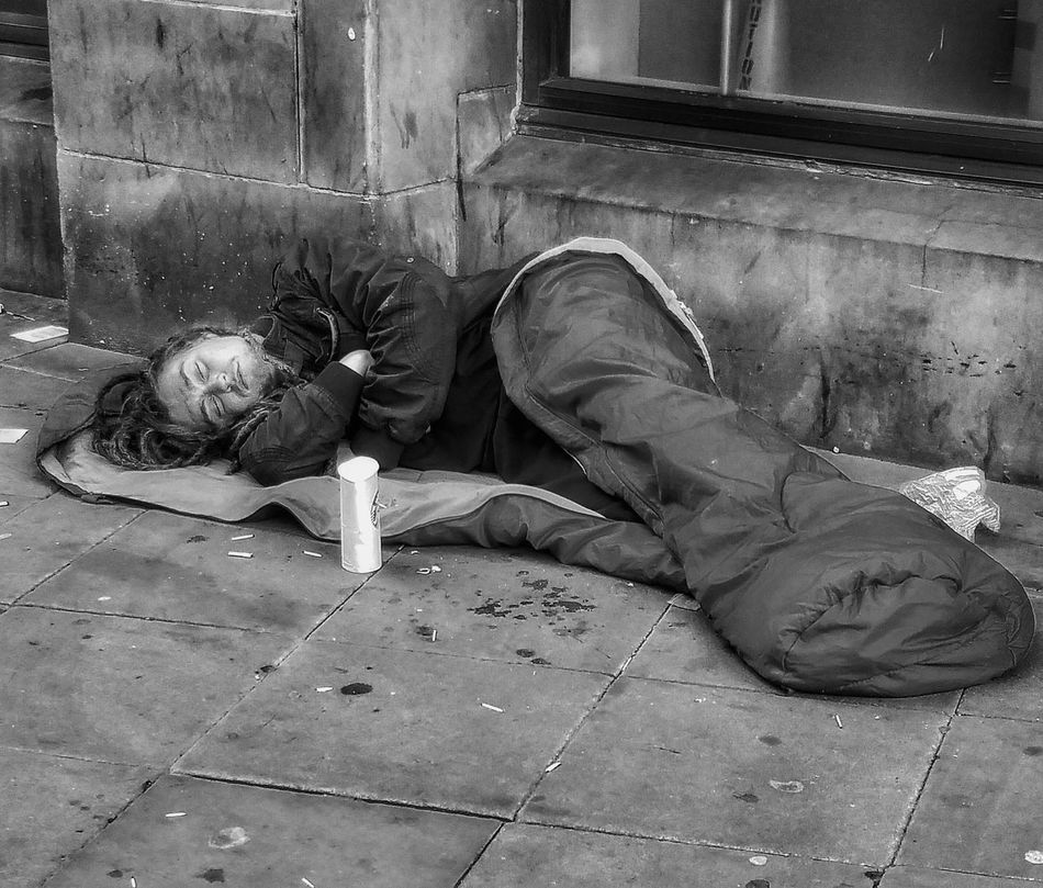 Part of my series homeless of Manchester Homeless People Homeless Of Manchester Uk Homeless Awareness People Of Manchester Monochrome Photograpy Monochrome Photography Blackandwhite Photography Black And White Photography Black And White Collection  Black & White Photography Malephotographerofthemonth Person History The Human Condition. Adapted To The City