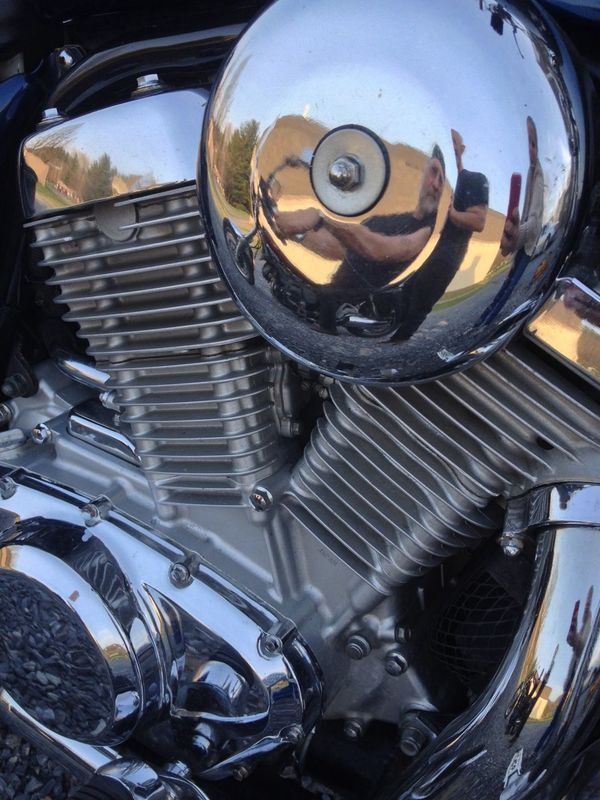 Lovemotorcycles Relaxing Making Memories! :)
