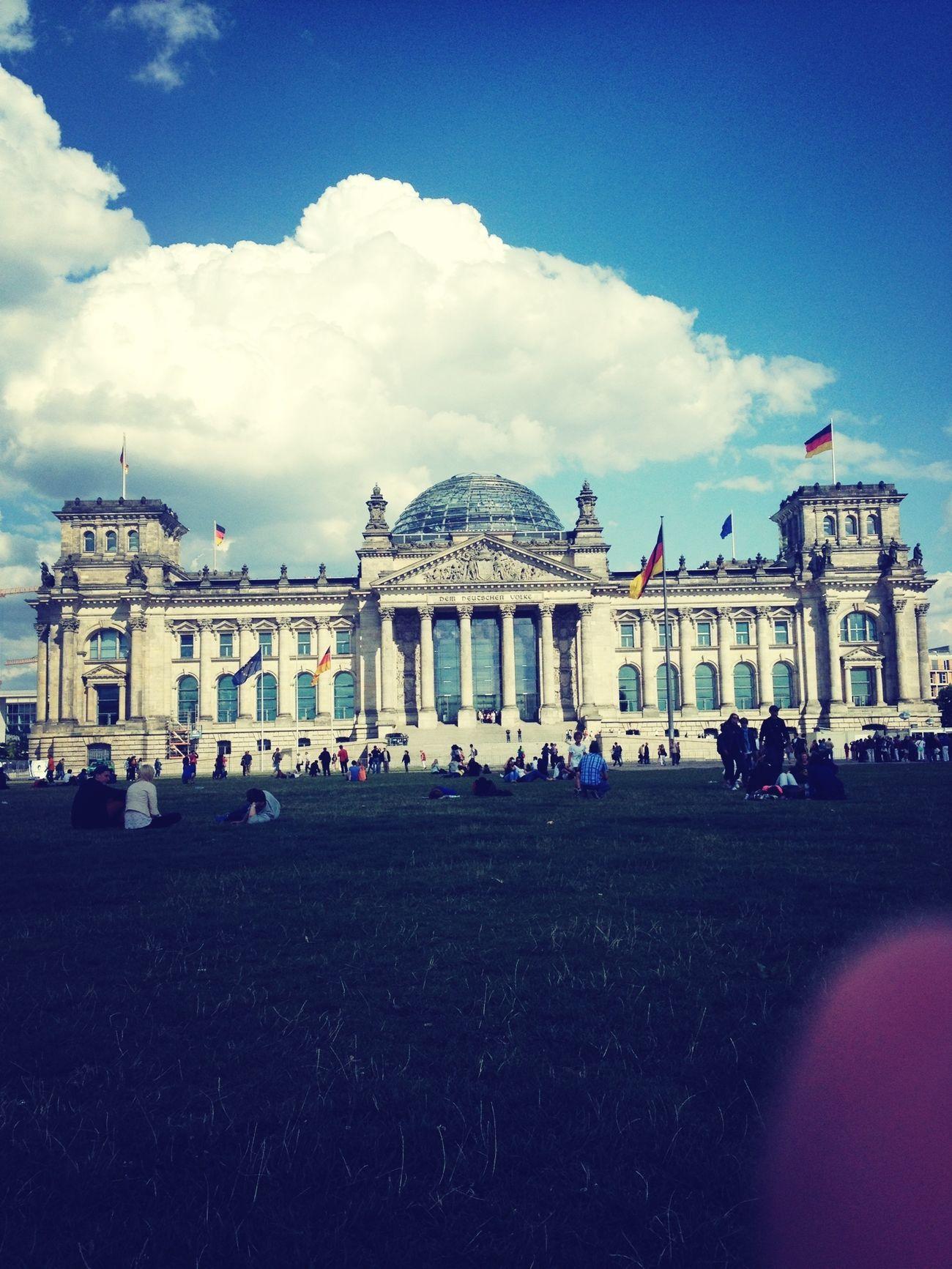 Beautiful Day Berlin My Finger  HAHAHAHAHAHA