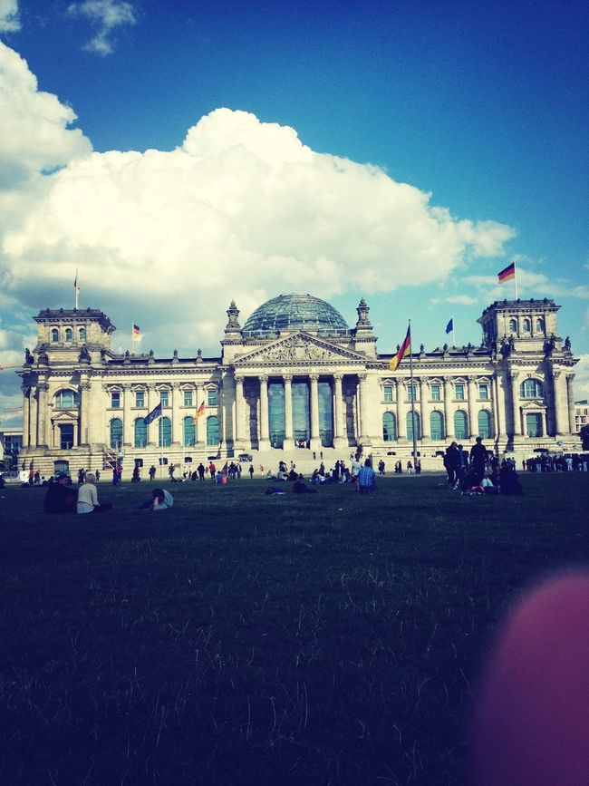 Beautiful Day Berlin My Finger  HAHAHAHAHAHA