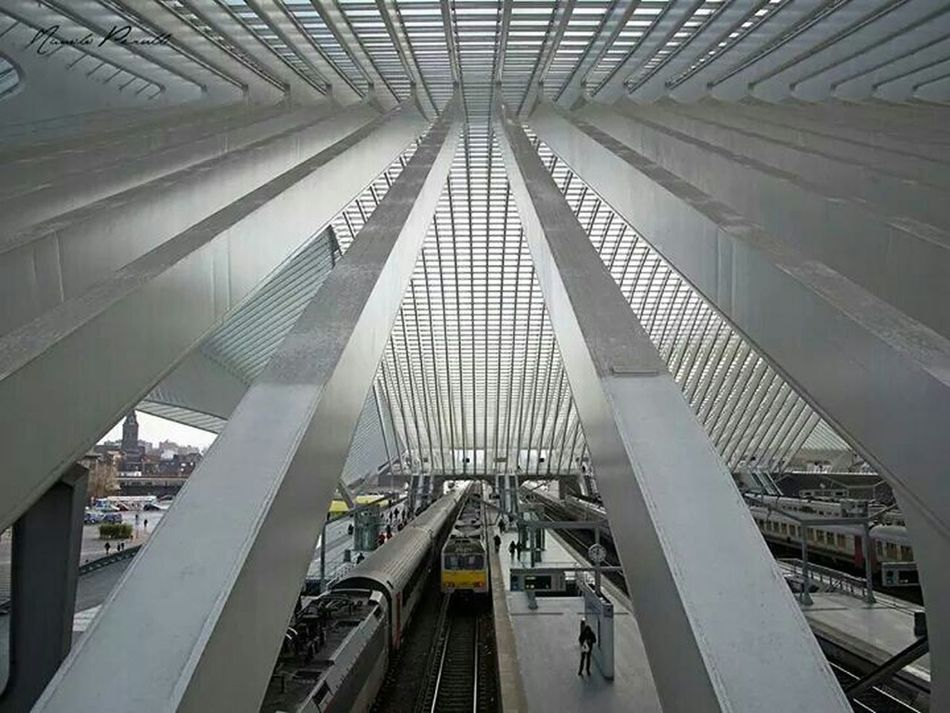 Taking Photos Liège-guillemins Check This Out Simplicity Shootermag The EyeEm Facebook Cover Challenge Manolo Perulli Fotografie