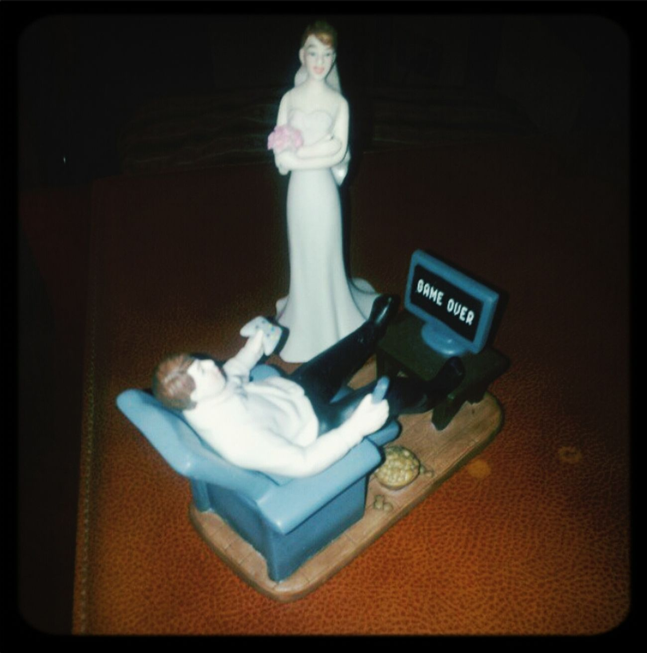 Caketopper Wedding