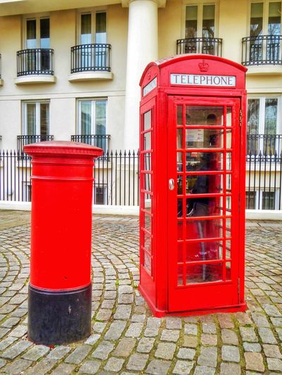 London LONDON❤ St Katherine Docks Iconic London Iconic Images  Iconic Phone Booth Phone Box Red Phone Boxes Telephone Box Telephone Booth Red Post Box Post Box  Street Scene Streetscape Streetscene StreetScenes Streetscapes Street Scenes Street Scape Iconiclondon