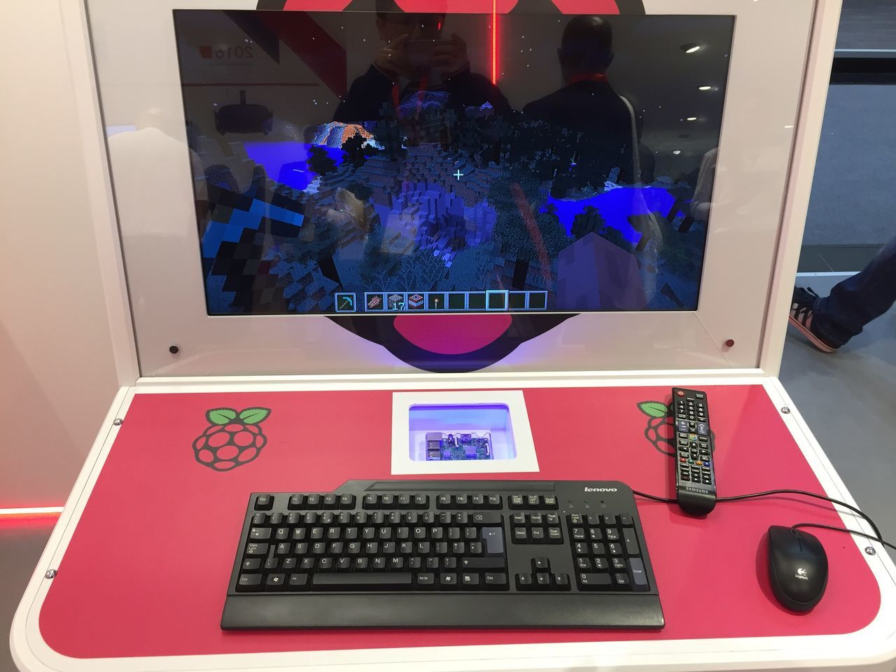 Big Brother - Orwellian Concept Computer Computer Keyboard Computer Monitor No People Technology