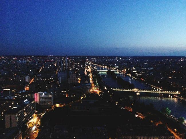 Cityscapes Citylights Paris Laseine Night Lights Nightphotography