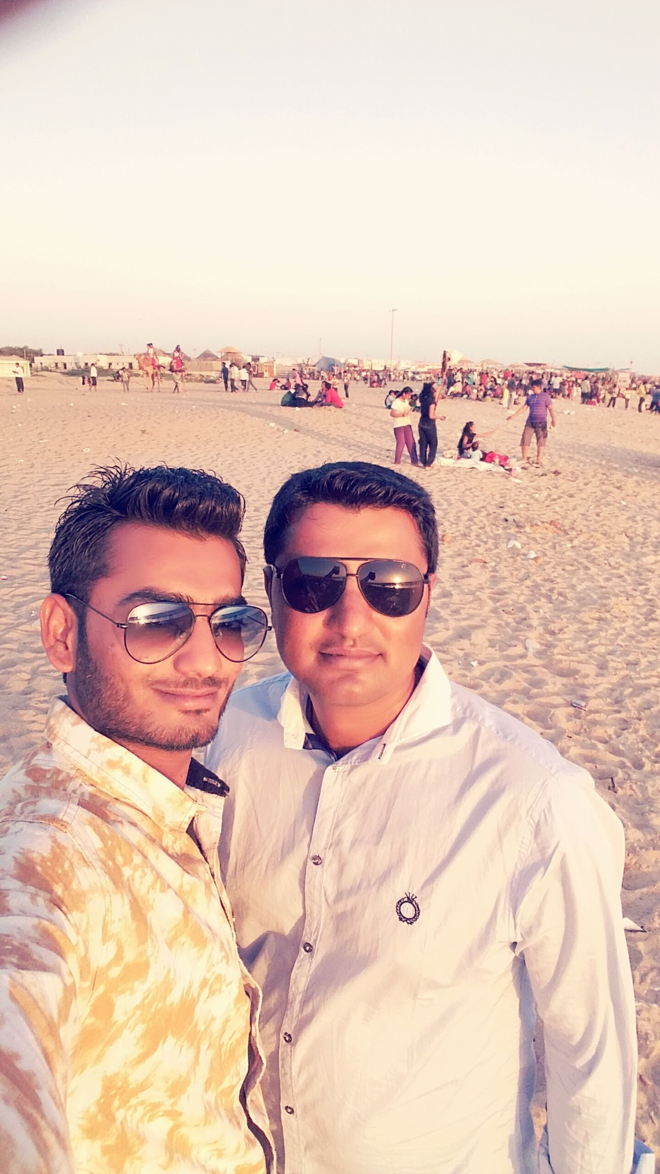 Selfie on beach Modling Likes Nice Place My Friend ❤ Forever